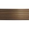 Soft Flex Wire .024 Dia. 30 Ft . 49 Strand Antique Brass